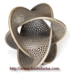 Bathsheba Sculpture Ring