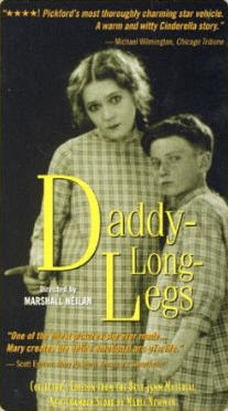 Mary Pickford in Daddy-Long Legs