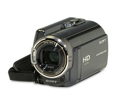 Sony HDR CX300 Series Camcorders