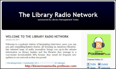 Library Radio Network