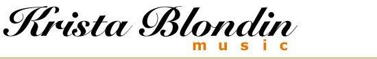 Krista Blondin's Show Listings