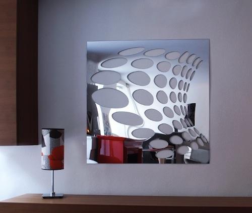 Linea di sezione specchi decorativi - Formas de espejos ...