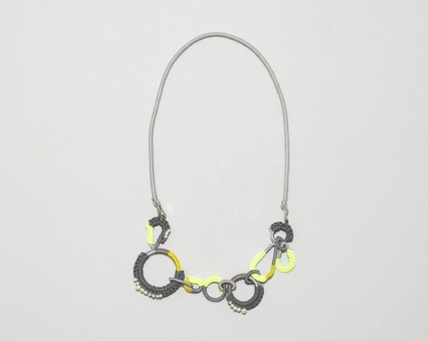 Jewelry Styles, Shingo Matsushita Crochet Jewelry