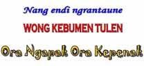 Wong Kebumen Tulen