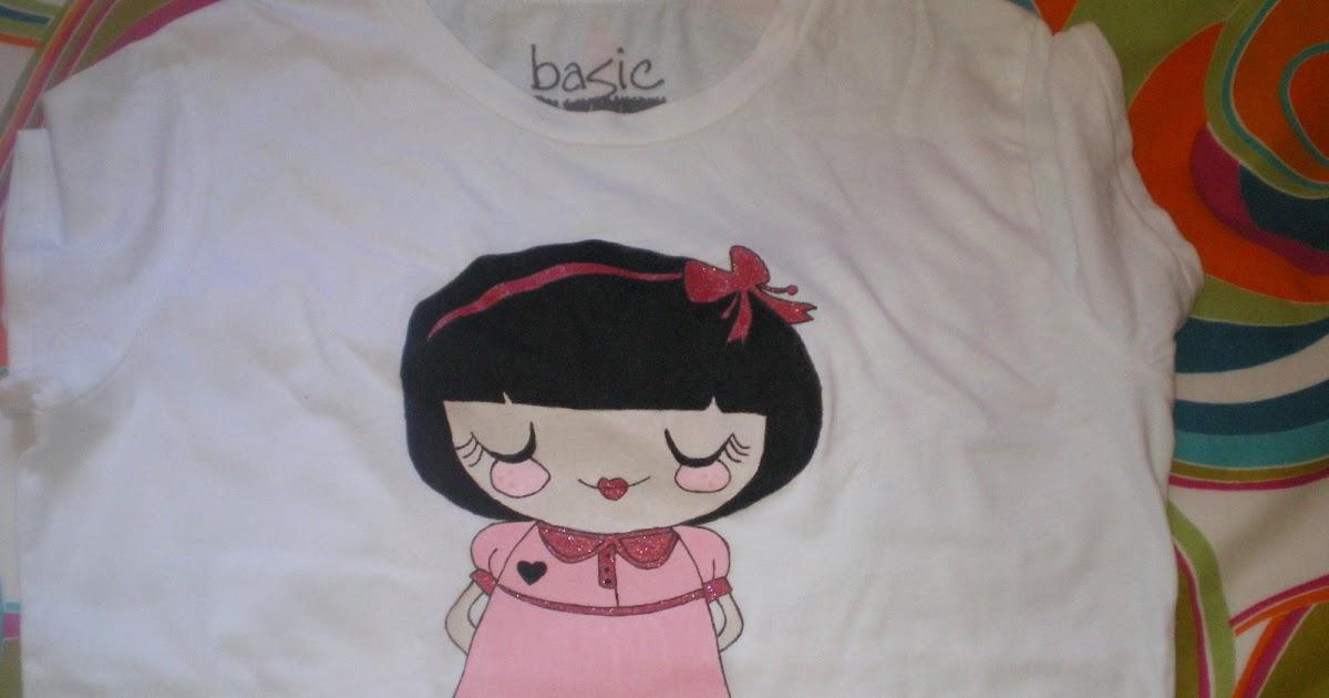 Manualidades para infantil pintar camisetas - Pintar camisetas ninos ...