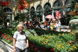 Garden at Bellagio