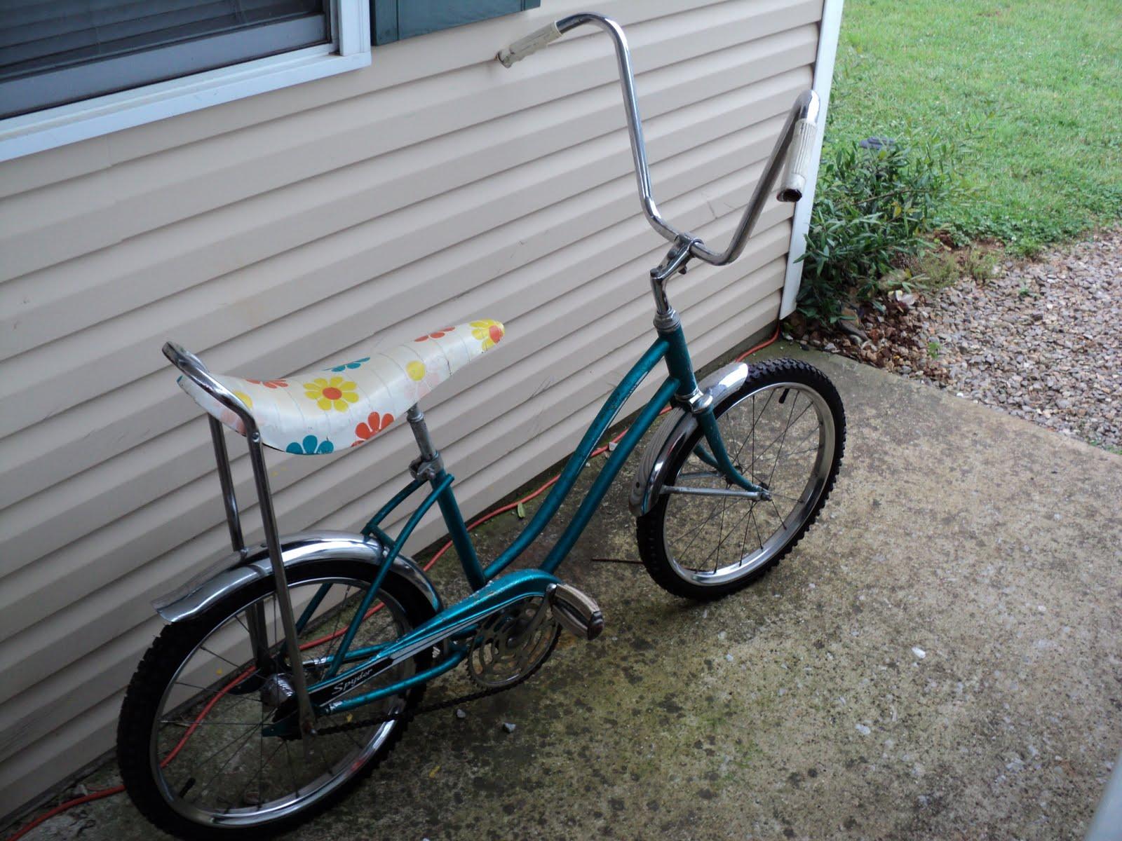 Jason S List 1969 Sear Spyder Banana Seat Muscle Bike 4 Sale