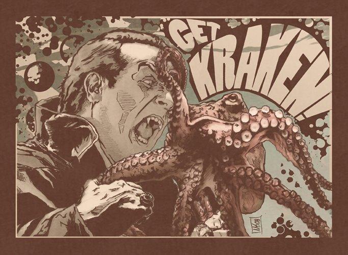 Get KRAKEN