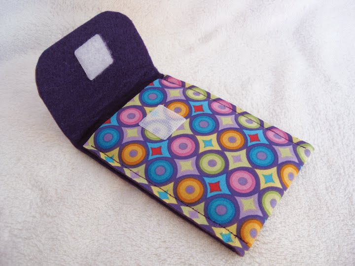 I Made A Case With My Fabric For New Ipod Touch Greatest EVER The Outside Is From Felicity Collection And Inside Lined