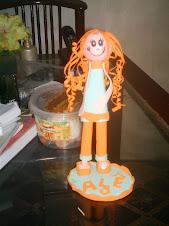 minha primeira boneca magrela