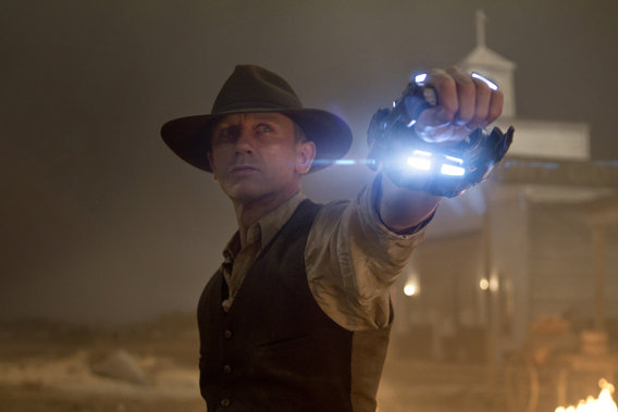 western (lännenelokuva) Cowboys+and+Aliens+Movie