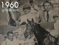 Gradisco (1960): primer triple coronado en la historia del hipismo venezolano