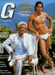 Julio Capeletti G Magazine Video