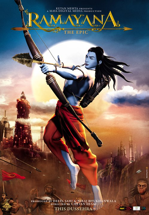 Ramayana: The Epic (2010) BluRay 720p Poster