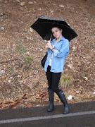 . miei fedeli stivali da pioggia che mi proteggeranno per tutto l'inverno!
