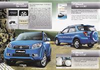Brosur Toyota Rush 2010