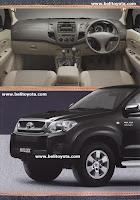 Toyota Hilux Brosur