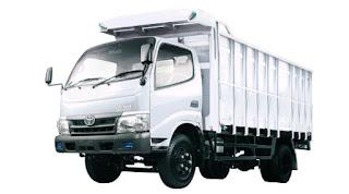 Toyota Dyna Putih