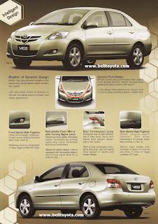 Brosur Mobil Toyota Vios