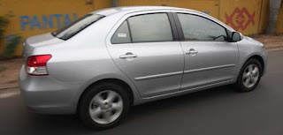 Konsumsi BBM Toyota Vios