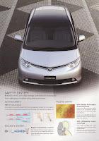 Brosur Toyota New Previa