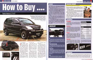 Avanza G Otomatis: How To Buy - Review Autobild