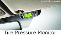 aksesoris camry: Tire Pressure Monitor