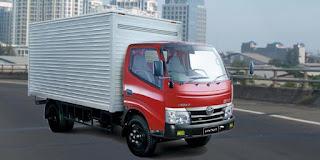 Toyota Dyna 130XT Xpress 6-Ban: mengandalkan tenaga mesin yang kuat kecepatan lebih tinggi untuk angkutan jarak jauh