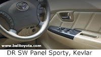 toyota hilux: DR SW panel sporty, kevlar