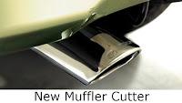 toyota avanza: new, muffler, cutter