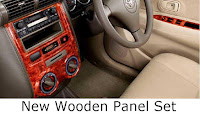 toyota avanza: toyota avanza: new, wooden, panel, set