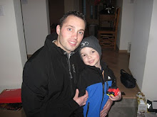 Daddy & Christian, Dec '09