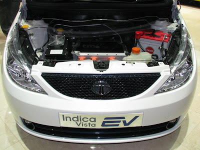 Tata Indica Vista Electric engine