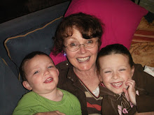 Grammy, Gracie and Carter