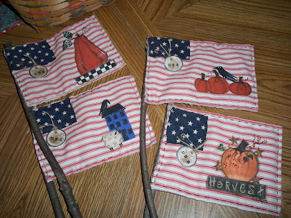 Fall Flags