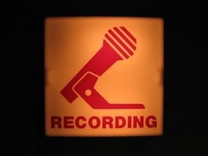live/studio recording