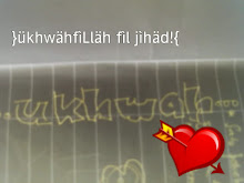 ukhwahfiLlah fil jihad..^_^
