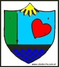 Escudo de Ciudad Evita
