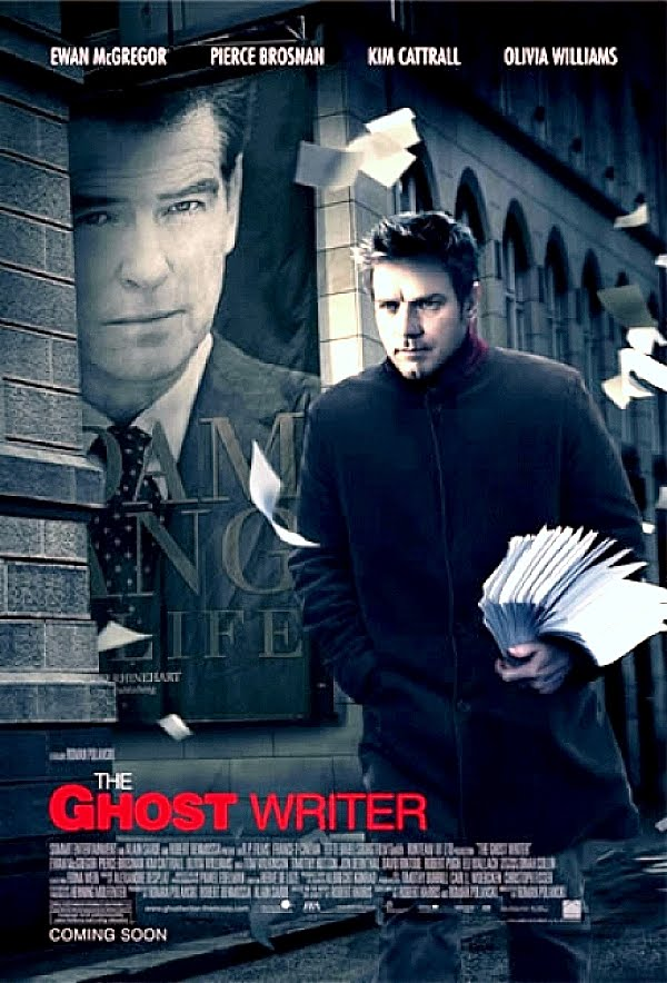The Ghost Writer at UGC