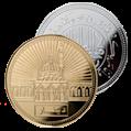 Islamic Gold Dinar & Silver Dirham