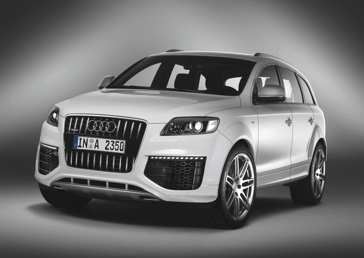 Autocar Wallpaper Blog Audi Q7 Suv Car Wallpaper Picture