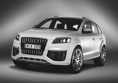Audi Q7 Suv Car Wallpaper Picture Front