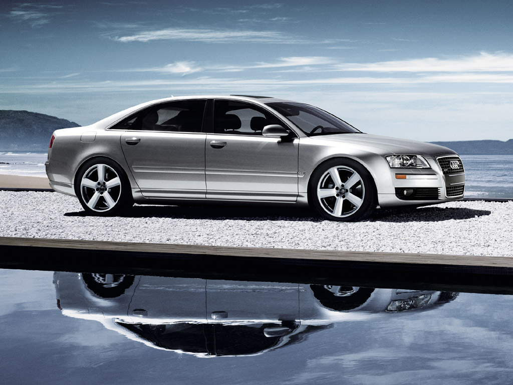 Audi A8 Best Car Side