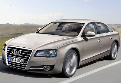Audi A8 Best Car Wallpaper Picture Front