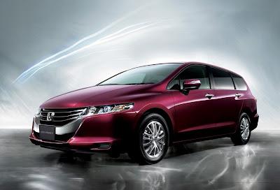 2009 Honda Odyssey Car Picture