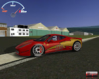 Imagen Ferrari 458 Italia para rFactor