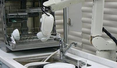 Invensiones robot lava trastes for Trastes de cocina