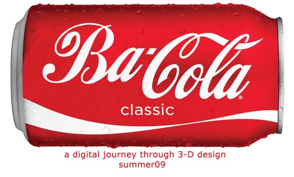 a digital journey through 3-D design