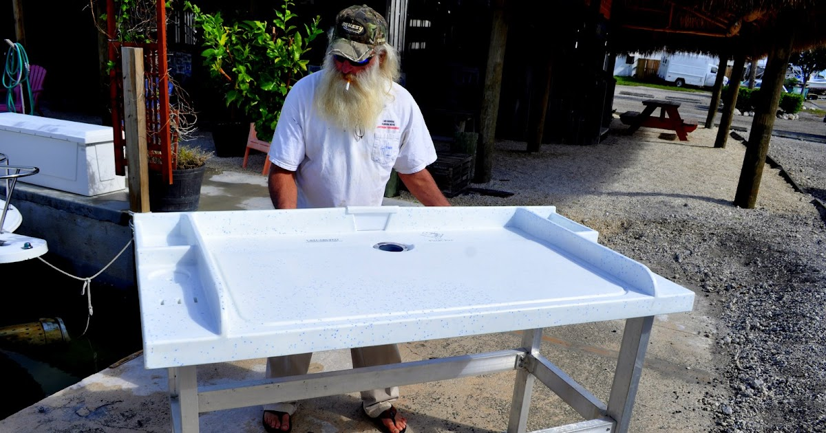Fillet pro fish cleaning table discount page fillet pro for Fish cleaning feet