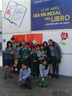Feria del Libro Plaza de Armas de Santiago